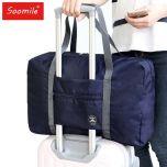new nylon foldable travel bag unisex Large Capacity Bag Luggage Women WaterProof Handbags men travel bags Free Shipping