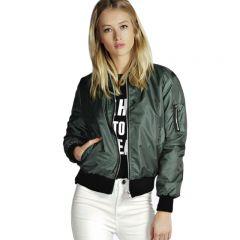 Fashion Windbreaker Jacket Women Summer Coats Long Sleeve Basic Jackets Bomber Thin Women's Jacket Female Jackets Outwear