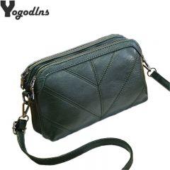 High Quality Women Handbag Luxury Messenger Bag Soft pu Leather Shoulder Bag Fashion Ladies Crossbody Bags Female Bolsas