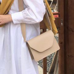 Women Pu Leather Shoulder Bags Girls Brief Flap Women's Casual Messenger Bags Crossbody Bags