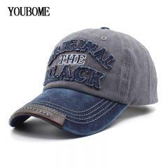 Baseball Cap Women Hats For Men Trucker Brand Snapback Caps MaLe Vintage Embroidery Casquette Bone Black Dad Hat Caps