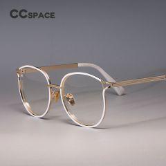 Ladies Cat Eye Glasses Frames For Women Metal frame Optical Fashion Eyewear Computer Glasses
