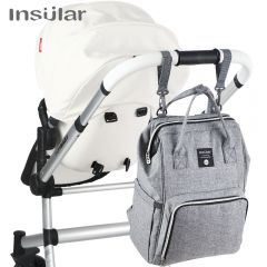 Nappy Backpack Bag Mummy Large Capacity Stroller Bag Mom Baby Multi-function Waterproof Outdoor Travel Diaper Bags