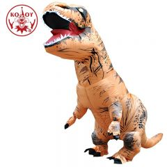 nflatable Dinosaur Costume T REX Rider Costumes Purim Carnival Party Cosplay Costume Halloween Costume For Men Women Kids