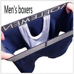 Boxers, men's underwear