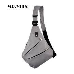 Waterproof Shoulder Bags Men Business Style Chest Bag Male Nylon Messenger Bags Man Fashion Crossbody Bag Men Bolsa