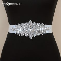Women's Belt Wedding Belt Accessories Bride Bridesmaid Bridal Sashes Belts For Evening Party Prom Gown Dress