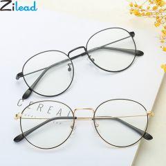 Metal Round Reading Glasses For Women&Men Clear Lens Presbyopia Spectacles Eyeglasses Hyperopia Eyewear Unisex