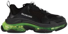 Balenciaga Triple S 'Black Yellow Fluo'