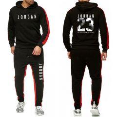 Men's Fashion Tracksuit Casual Sportsuit Men Hoodies Sweatshirts Sportswear
