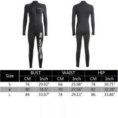 Sexy Bodycon Jumpsuit Romper Long Sleeve Bodysuit Women Zipper V Neck Jumpsuit Elegant Full Length Polyester