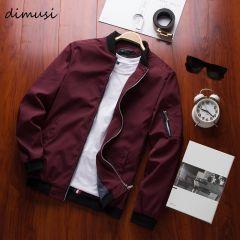 Spring New Men's Bomber Zipper Jacket Male Casual Streetwear Hip Hop Slim Fit Pilot Coat Men Clothing Plus Size 4XL