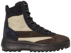 Yeezy Season 5 Suede Military Boot 'Oil'
