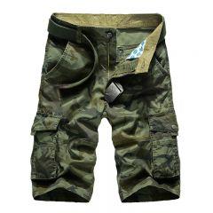 Cargo Shorts Men New Mens Casual Shorts Male Loose Work Shorts Man Military Short Pants