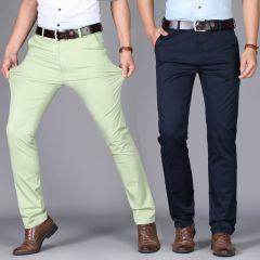Suit pants mencasual office high quality trousers formal pants for men wedding party dress social trousers pantalones hombre