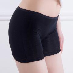 Women Soft Cotton Seamless Safety Short Pants Hot Sale Summer Under Skirt Shorts Modal Ice Silk Breathable Short Tights