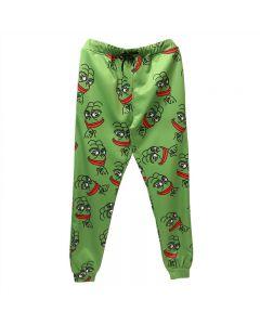 3D The Frog Joggers Pants Men/Women Funny Cartoon Sweatpants New Trousers Jogger Pants Elastic Waist Pants Dropship
