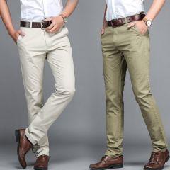 spring suit pants men dress pants men business trousers Office casual social pants men's classic trousers pantalones hombre