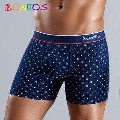 Boxer Men Boxer Shorts Men Underwear Male Mens Underwear Boxers Homme Cotton Boxershorts Cueca Underpants Man Kilot Gift